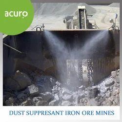 Dustonil DP : Dust Suppresant Iron Ore Mines
