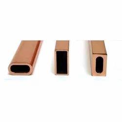 Copper Rectangular Pipes