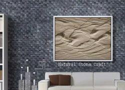 Rock Face Mosaic Tiles