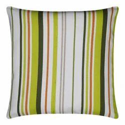 Mini Stripe Cotton Cushion