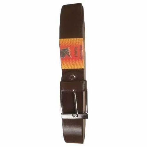 39633d2fa Men Leather Belt - Men Brown Leather Belt Manufacturer from Kolkata