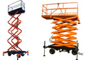 High Raised Electro Hydraulic Scissor lift
