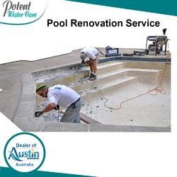 Pool Renovation Service