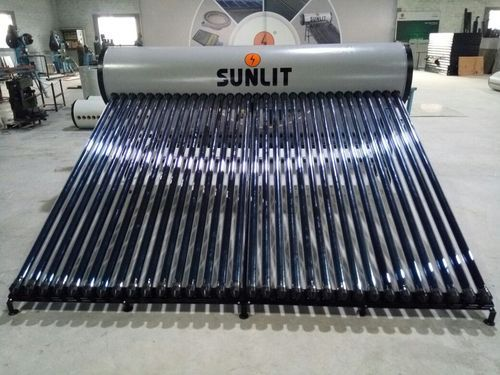 ETC Solar Water Heater 500 LPD