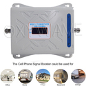 1800 2300MHz 2G & 4G LTE/Volte Dual Band Mobile Network Signal Booster