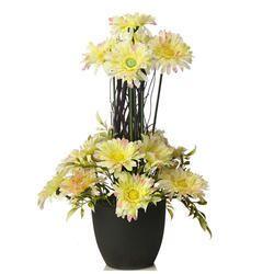 Artificial flowers big artificial gerbera rd white artificial artificial gerbera rd white artificial flowers mightylinksfo