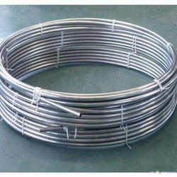 Stainless Steel Pipes Coil
