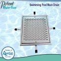 Swimming Pool Main Drain