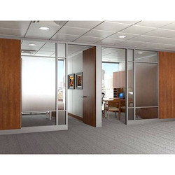 Fixed Office Partition