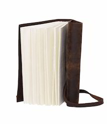 Leather Journal Travel