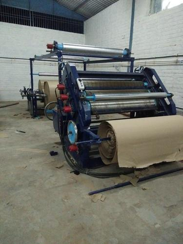 Oblique Corrugated Box Machines
