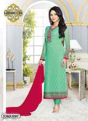 Designer Festive Churidar Suit