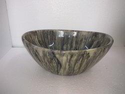 17x13 Ceramic Grey Washbasin