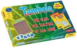 Tambola Game Set