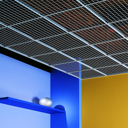 Open Cell Ceiling System