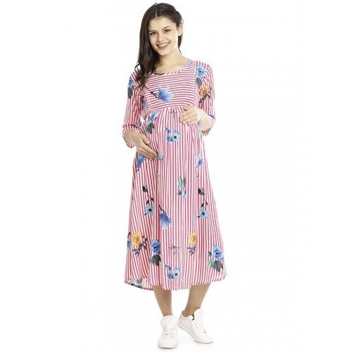 3d2bdbcbf5 Maternity Gown - Printed Maternity Gown Manufacturer from Bengaluru