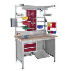 RK Easywork Assembly Workstation Systems