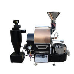 Automatic Coffee Roaster Machine