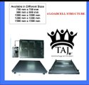2000 KG Digital Platform Scale with 4 Load CellCELL
