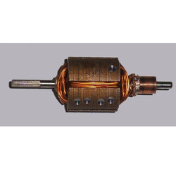 Armature Coils For DC Motor And Generators