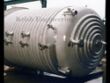 Stainless Steel Limpet Pressure Vessel