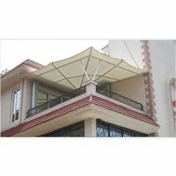 Residential Balcony Tensile Structure