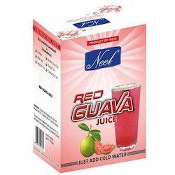 Instant Red Guava Juice Premix