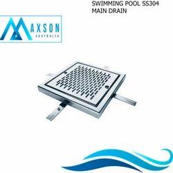 Swimming Pool SS304 Main Drain