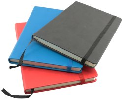 Leather Notebook Diary