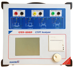 Electromagnetic CT/PT Tester