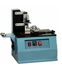 Motorized Pad Printing Machine