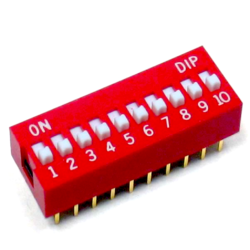 Box Type Dip Switch