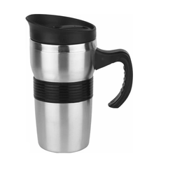 Steel Sipper with Grip