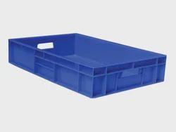 Perforated Plastic Crate