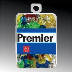 Push Pin Transparent