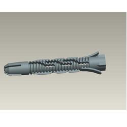 Dylo Grip Brand PVC Rawal Plugs