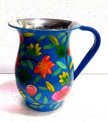 Steel Painted Jug
