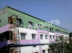 Industrial Roofing Construction