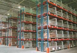 Drive High Rise Storage Solution