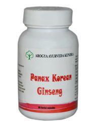 Panax Ginseng Root Capsules