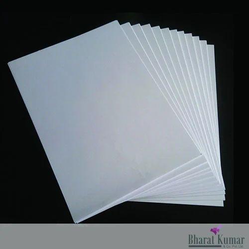 Printing Paper Sheet