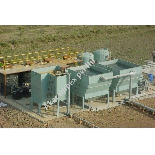 Effluent Treatment Plant for Textile Dyeing Industry