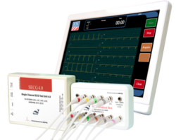 Single Channel ECG Test System