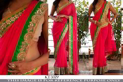 Fancy Bollywood Saree