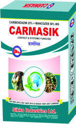 Carbendazime-25% Mancozeb-50% WS