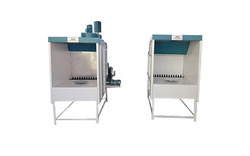 Bench Spray Paint Booth