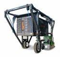 Genset Handling Straddle Carrier