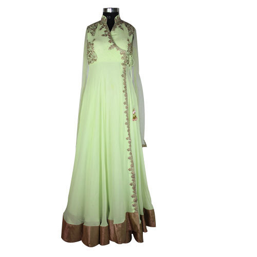 4a69637155d Ladies Gown - Ladies Fancy Gown Manufacturer from Delhi