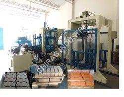 Fully Automatic Concrete Block Plant