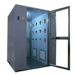 Cleanroom Partitions And HVAC
